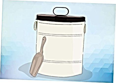 Brindar un entorno alimentario seguro para su cacatúa
