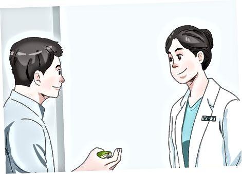 Conseguir un diagnóstico veterinario