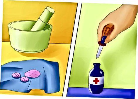 Medikamentu maskēšana ar pārtiku