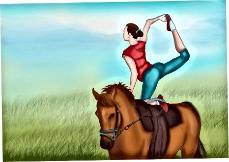 Utmärkt på hästsport