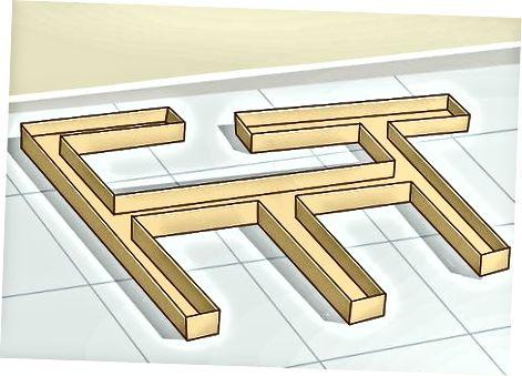 Σχεδιάζοντας το λαβύρινό σας