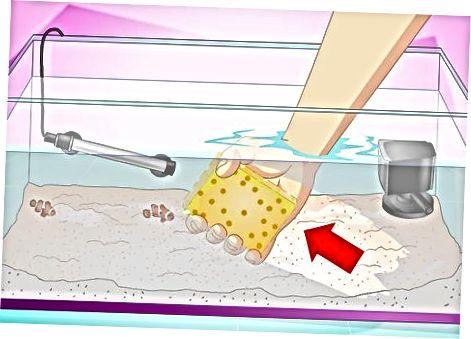 Limpieza manual del vidrio