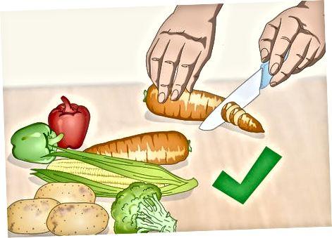 Preparando Alimentos Frescos