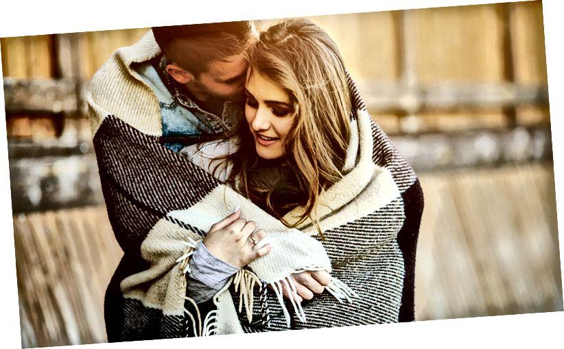 การรักใครสักคนหมายความว่าอะไร