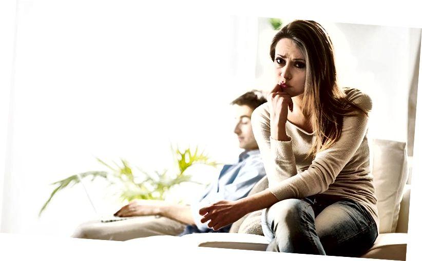 10 Telltale znamená, že váš vztah je odsouzen k zániku