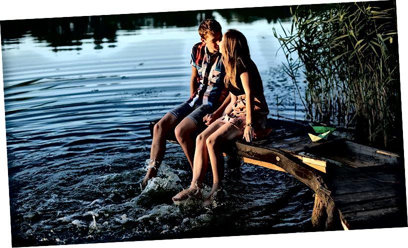 szórakoztató és romantikus nyári randevú ötletek
