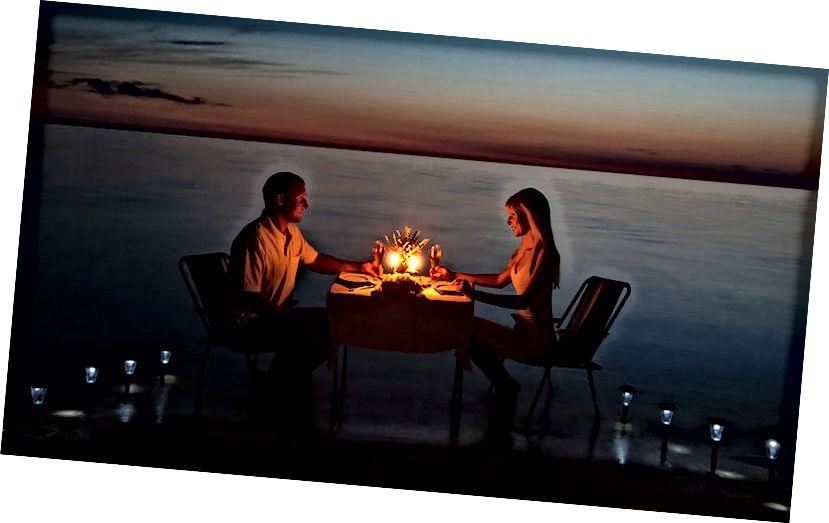 romantikus vacsora dátum ötletek