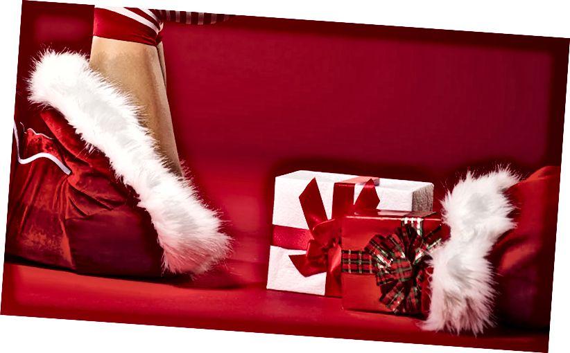 Noel için kız arkadaşını almak için 10 sapıkça hediyeler