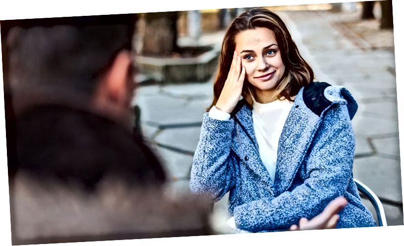Sätze, die Sie vermeiden sollten, wenn Sie mit Ihrem Mädchen sprechen