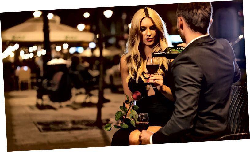Hoe u het perfecte restaurant kiest voor een date