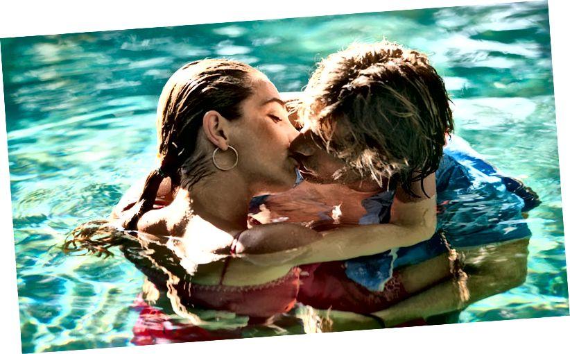 novia borracha besó a otro chico