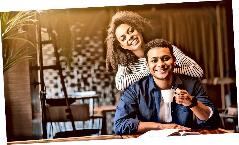 Geheimnisse einer glücklichen Ehe