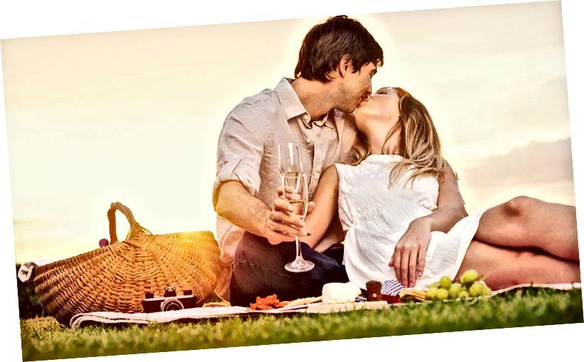 hogyan kell csókolni szenvedélyesen és romantikusan