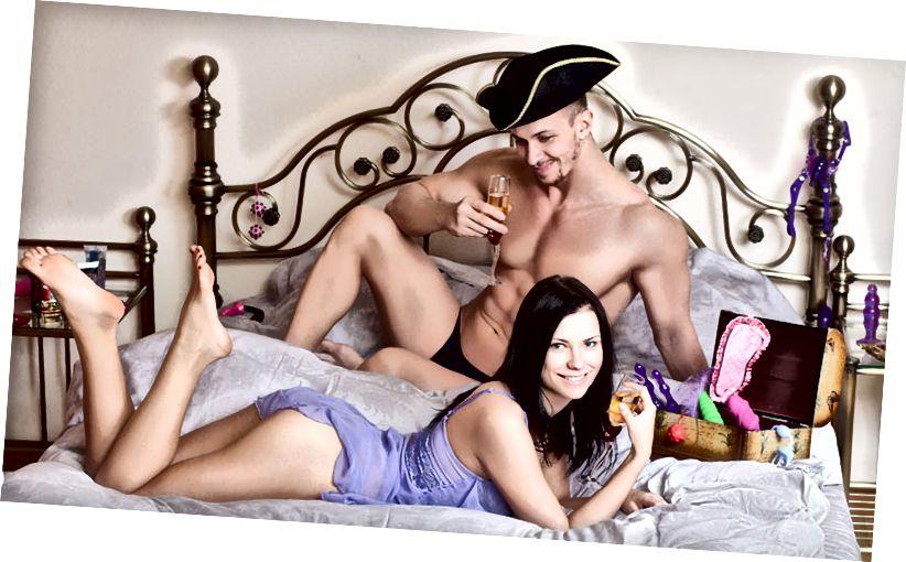 Paare Sexspielzeug
