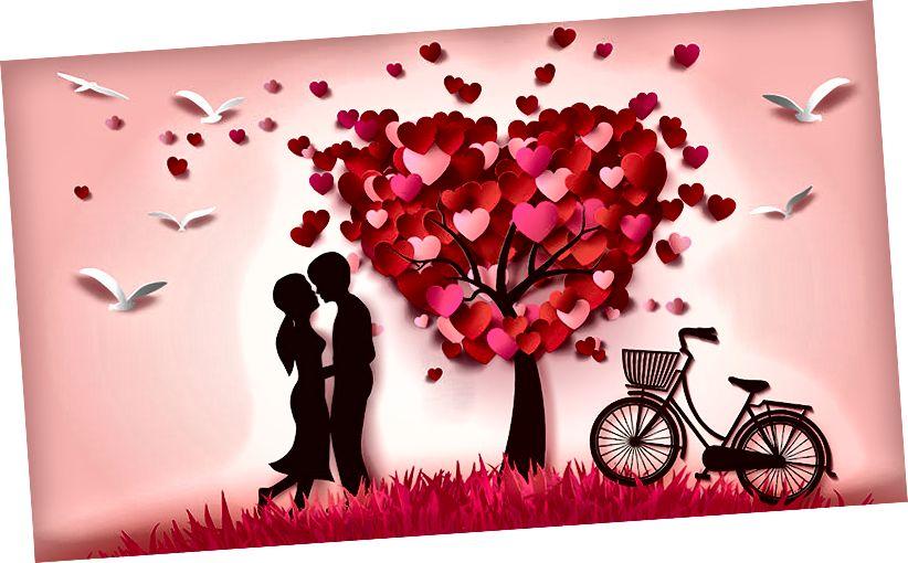 какво обича любовта