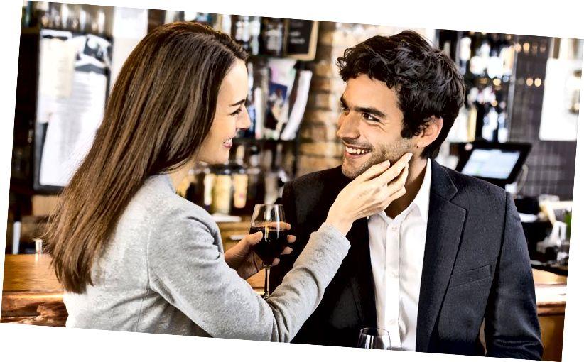 рогови линии, за да накарате вашия мъж да се усмихне