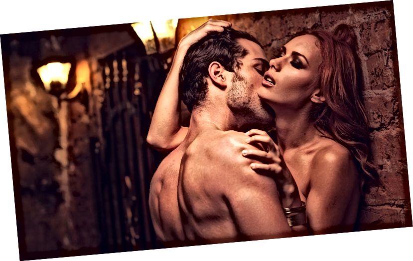 Top 50 versaute Ideen für eine sexy Beziehung