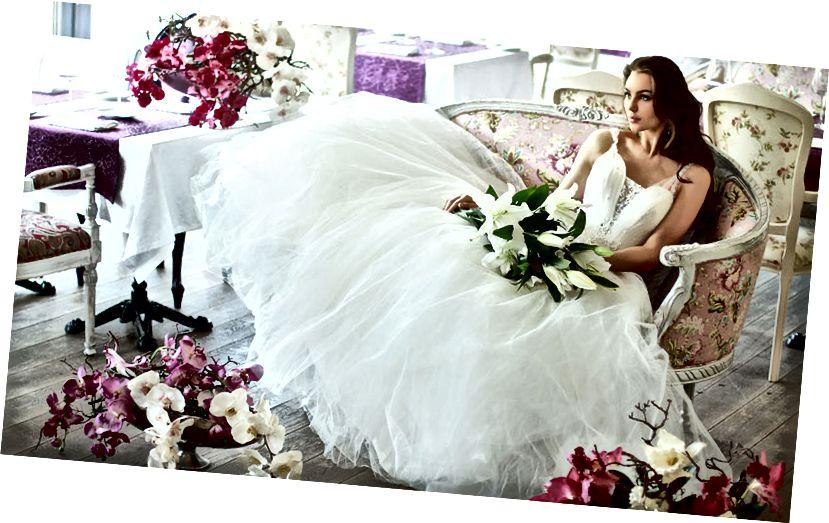 วันแต่งงาน - ดอกไม้สำหรับฤดูต่าง ๆ