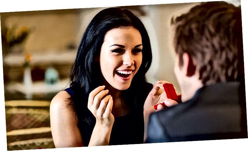 как да разбера дали вашият човек иска да се ожени за вас