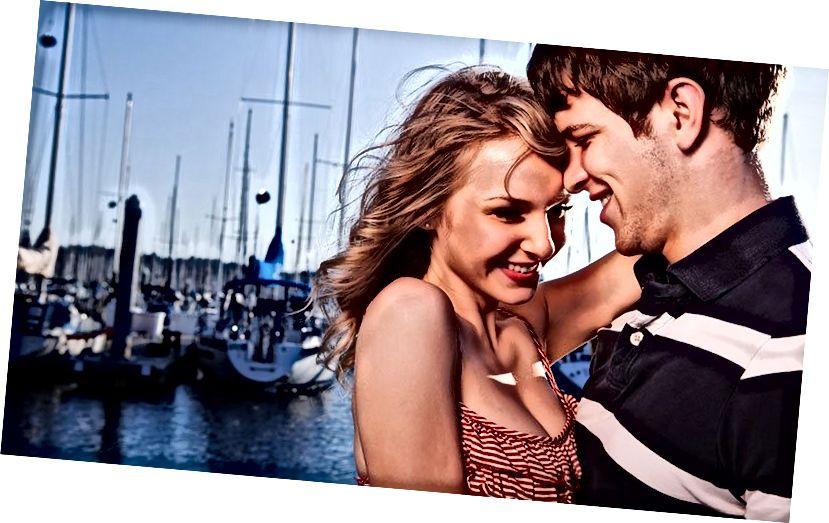 25 наистина романтични идеи, за да накарате любимия си да се стопи!