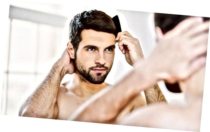पुरुष खुद को अधिक आकर्षक बनाने के लिए चीजें कर सकते हैं