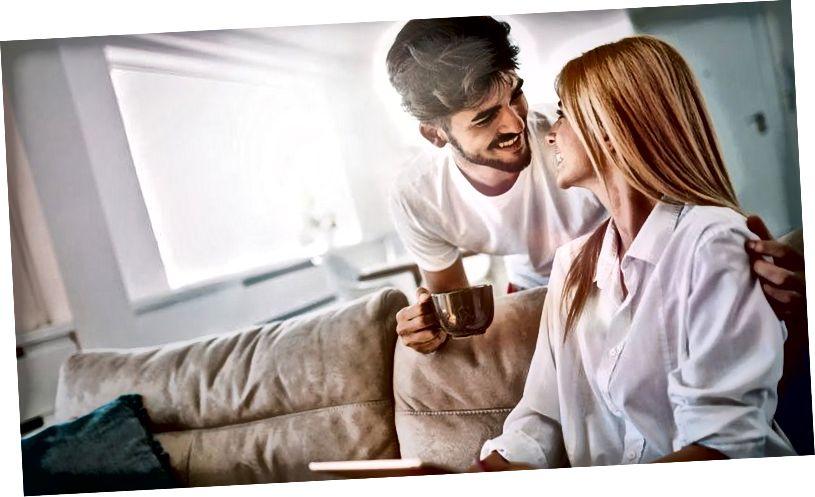 как да впечатлите приятелката си