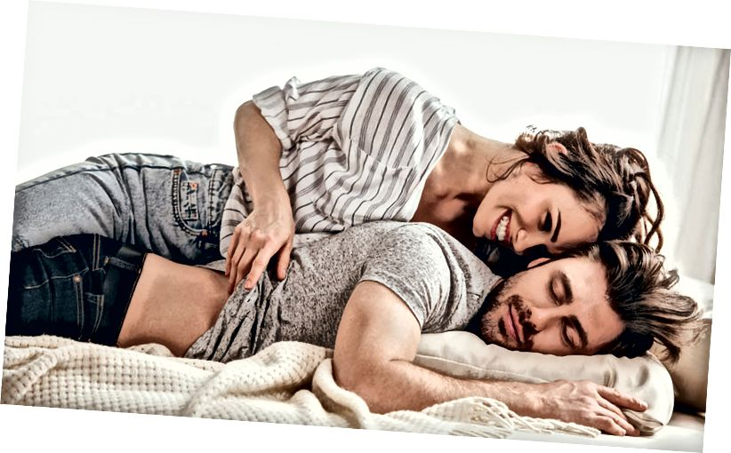 Техники на чувствен масаж