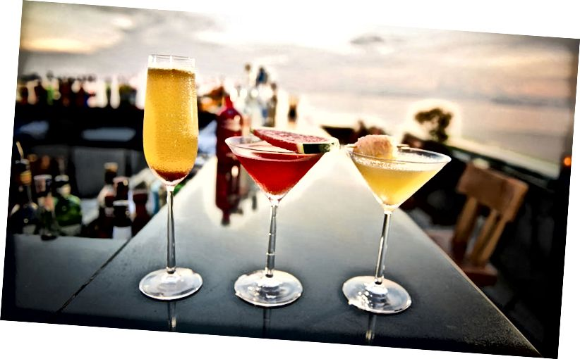 популярные алкогольные напитки