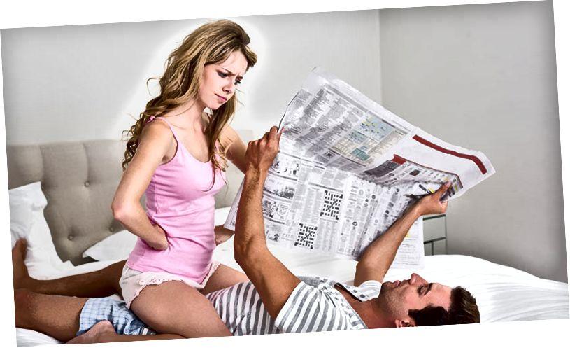 10 errori comuni che le donne fanno nelle relazioni