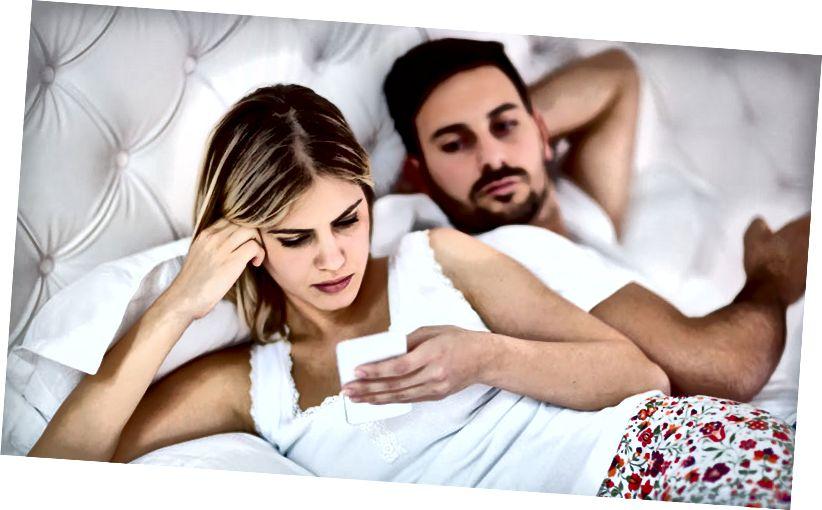Handy-Regeln, denen jedes Paar folgen muss