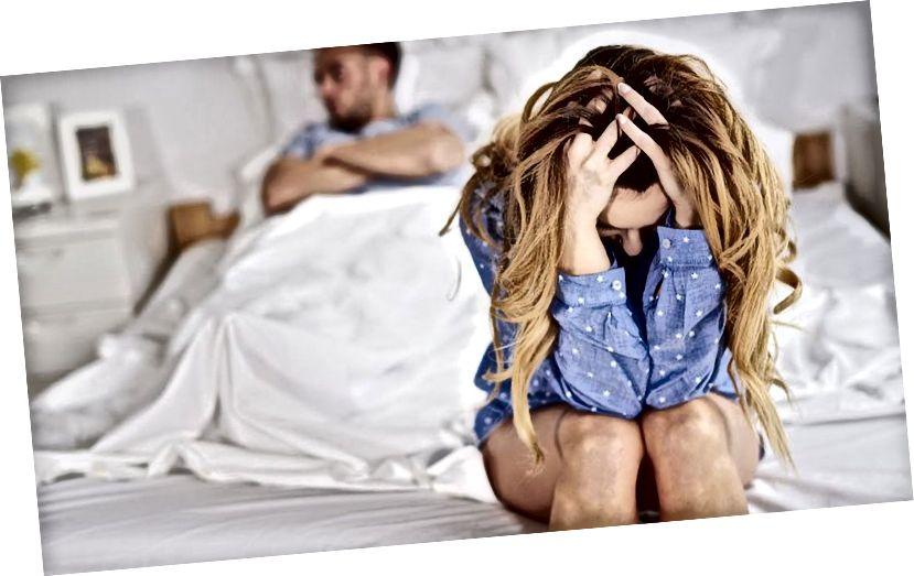 Anzeichen einer schlechten Beziehung
