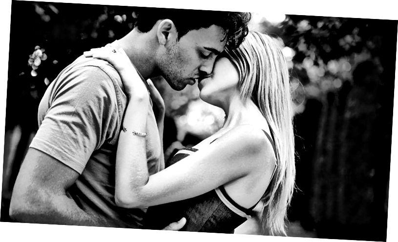 техники за целуване