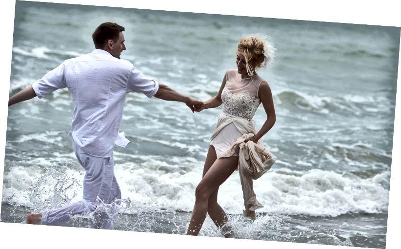 monogame Beziehung