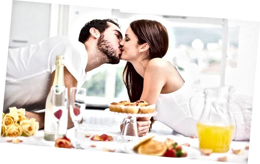 Essen zu vermeiden, bevor Sie Sex haben