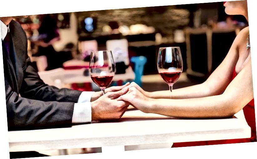 hẹn hò với nhiều người