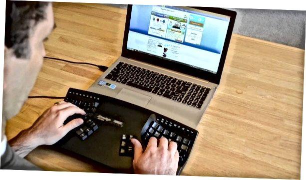tastatura chiclet vs standard 2020