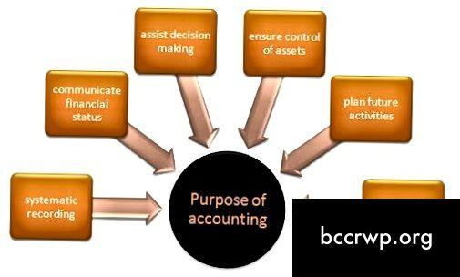 Разлика между счетоводството и одита