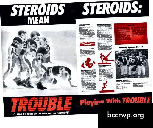 Разлика между стероиди и антибиотици