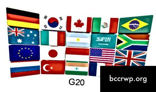 Starpība starp G8 un G20-1