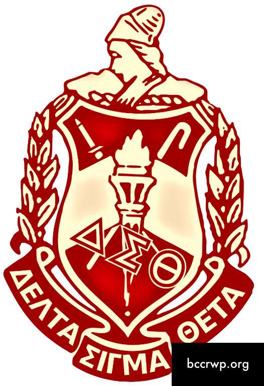 Разлика между Alpha Kappa Alpha и Delta Sigma Theta