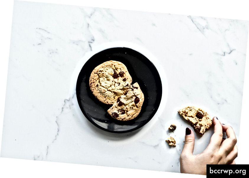 Cookies - obrázek rawpixel v Unsplash