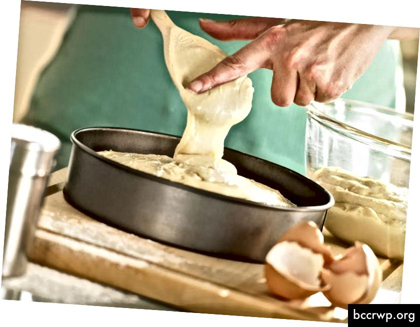 Изпечете торта - процеси и възможности (любезност на изображението: Pinterest)