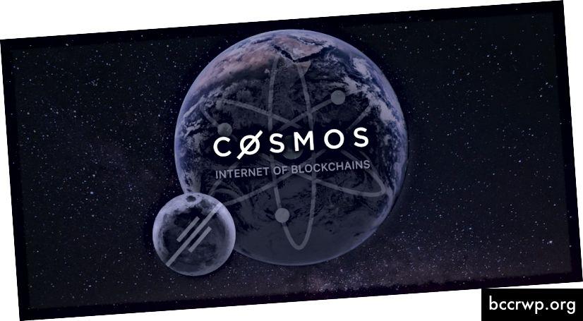 Cosmos - Internet blockchains [3]