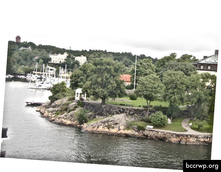 Netoli Stokholmo, HPEB