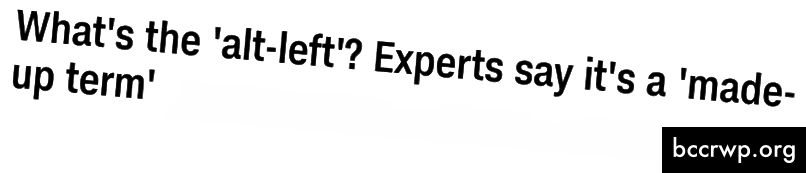 """CNN virsraksts, kurā tiek nodarbināti """"eksperti"""", lai maskētu viedokli kā faktu"""