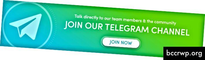 Присъединете се към Colendi Telegram Channel