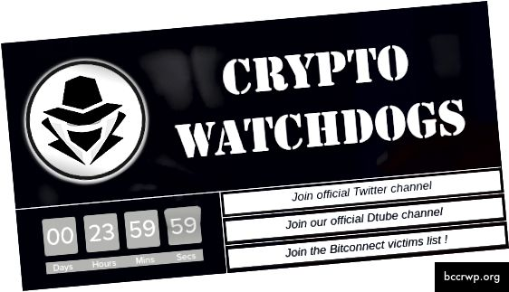 CryptoWatchdogs (Twitter)