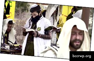2000 में यहूदी वर्चस्ववादियों ने बारूक गोल्डबर्ग के हेब्रोन में इब्राहिमी मस्जिद में 29 फिलिस्तीनी मुसलमानों के नरसंहार का जश्न मनाया