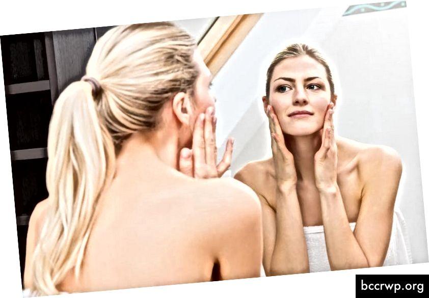 Plēsēju diēta var palīdzēt uzlabot jūsu ādu.