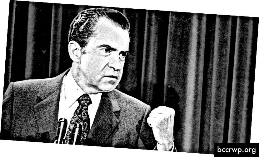 Richard Nixon, LA Times